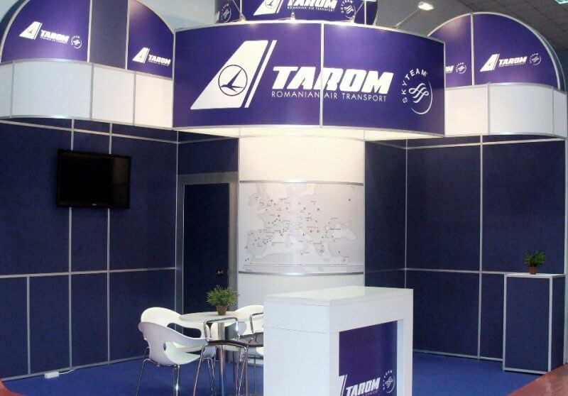 1- TAROM - BUCHAREST - TTR