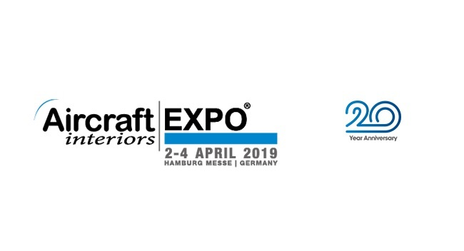 Aircraft Interiors Expo 2019 Hamburg