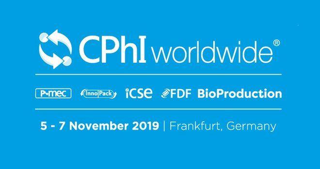 CPHI Frankfurt 2019