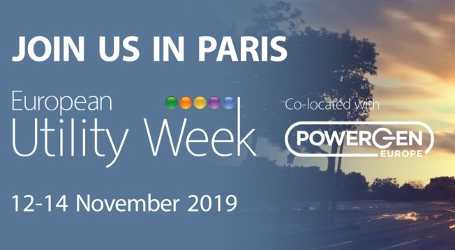 European Utility Week 2019 Paris