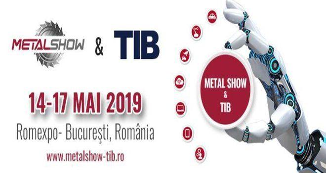 Metal Show & TIB 2019 - Bucuresti
