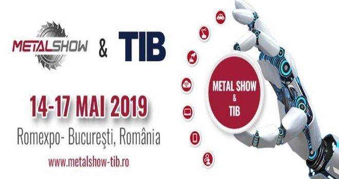Metal Show & TIB 2019 - Bucharest-