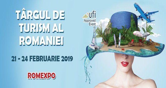 Targul de Turism al Romaniei 2019 Bucuresti
