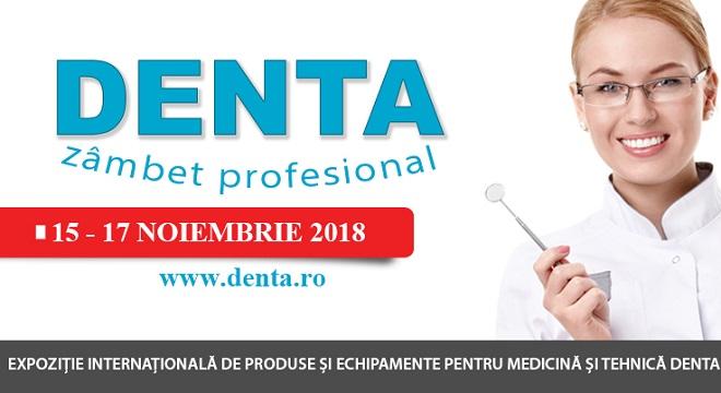 Denta 2018 Bucuresti - Editia de toamna