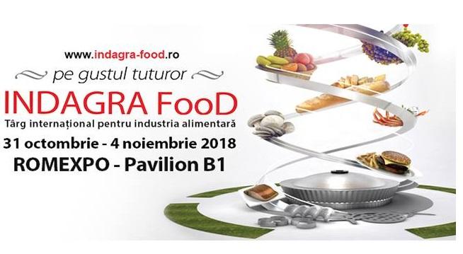 indgra food 2018 standuri expozitionale personalizate