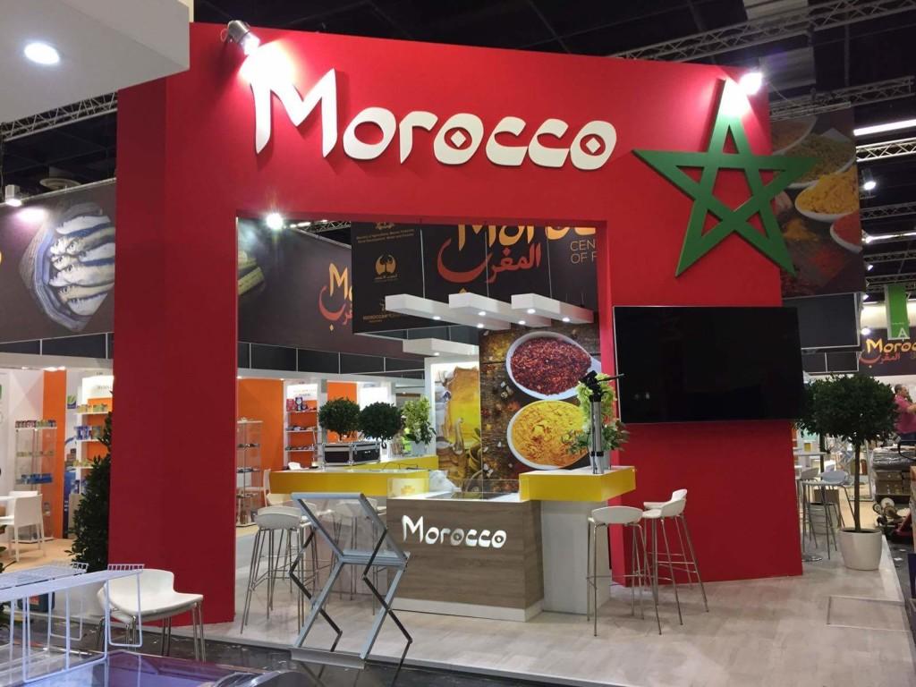 morocco national pavilion anuga 2017