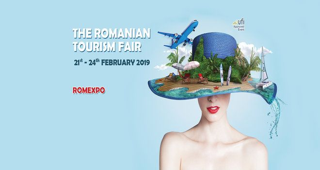 Romanian Tourism Fair 2019 Bucharest